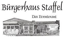 Bürgerhaus Staffel - Logo